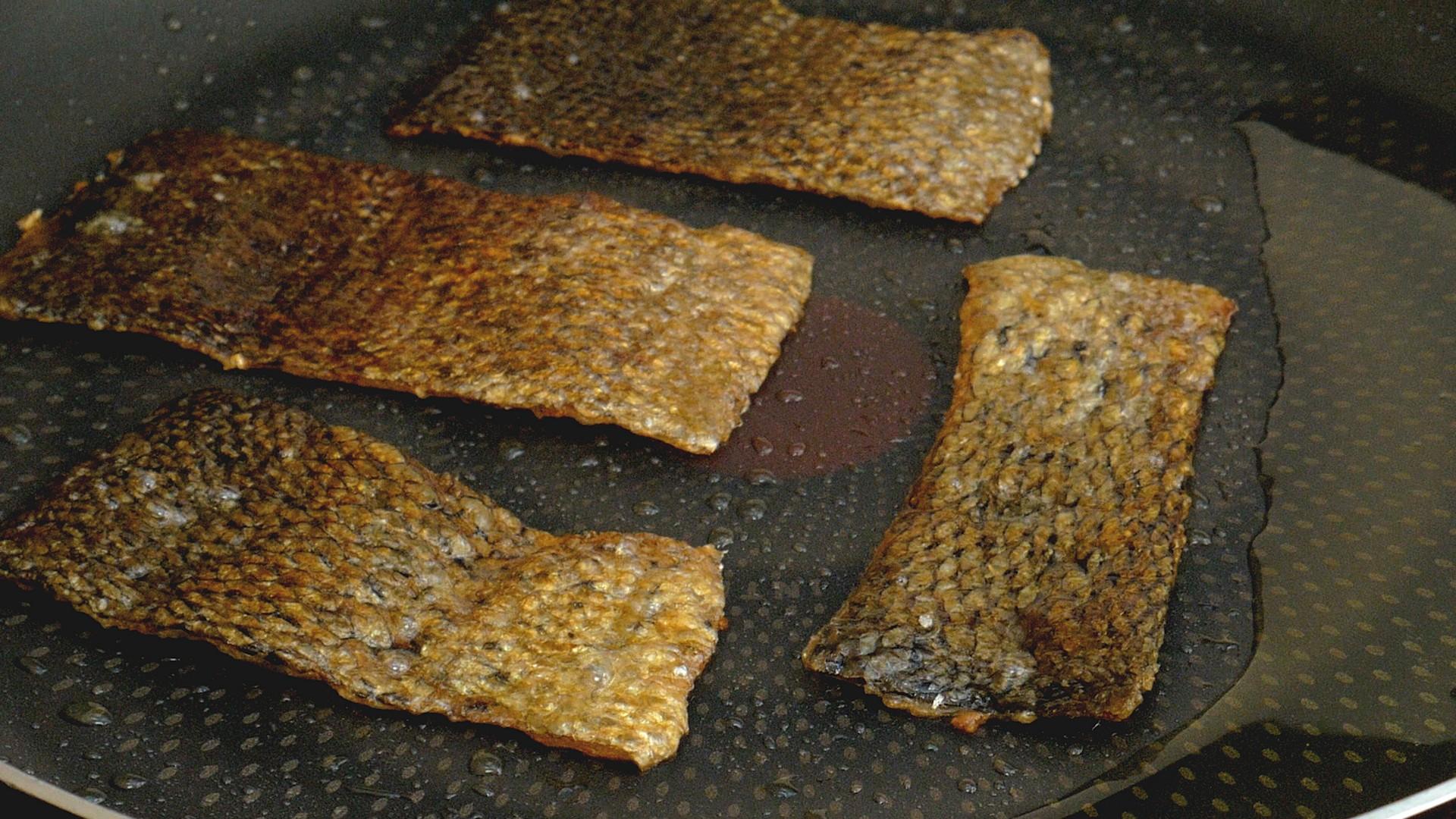 S1E3 Herbs Crusted Salmon Take 3