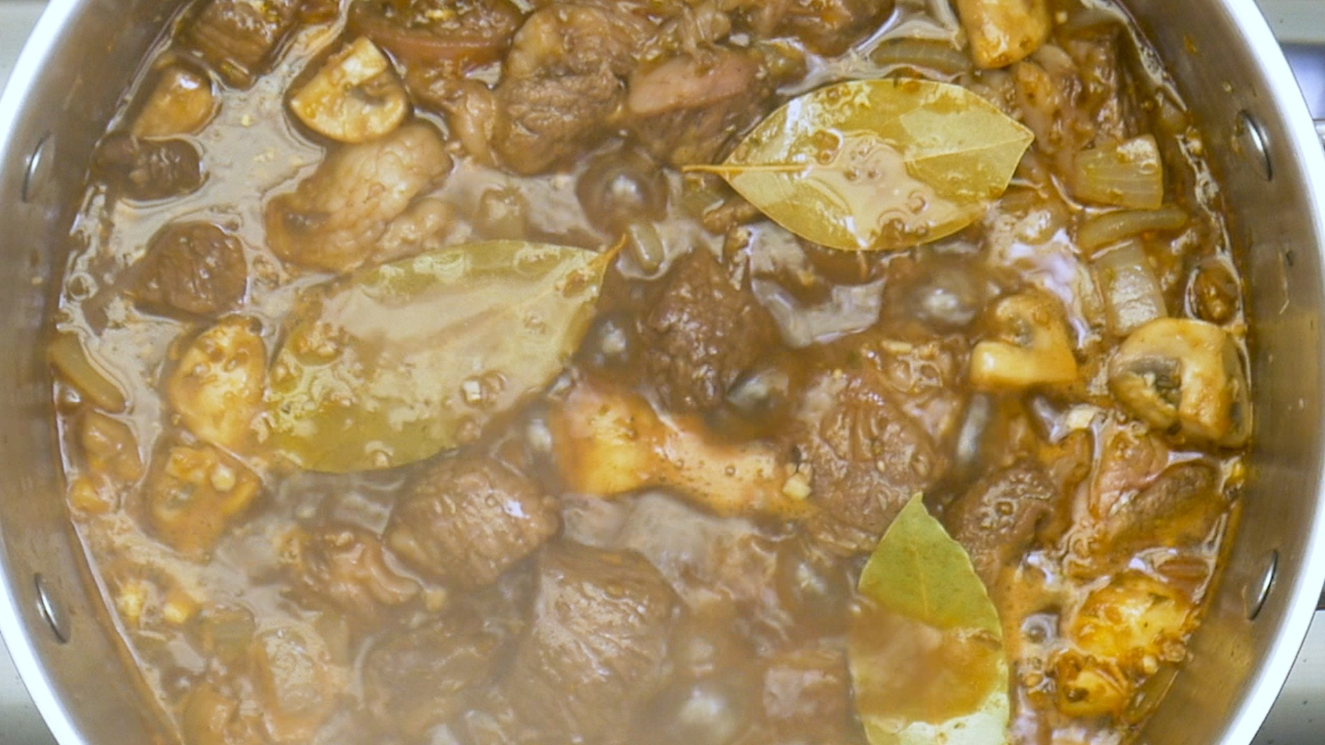 Beef & Red Wine Casserole Pic5