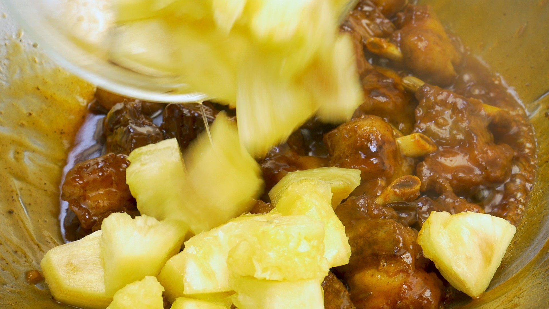 Pineapple Meaty Pork Ribs Pic5