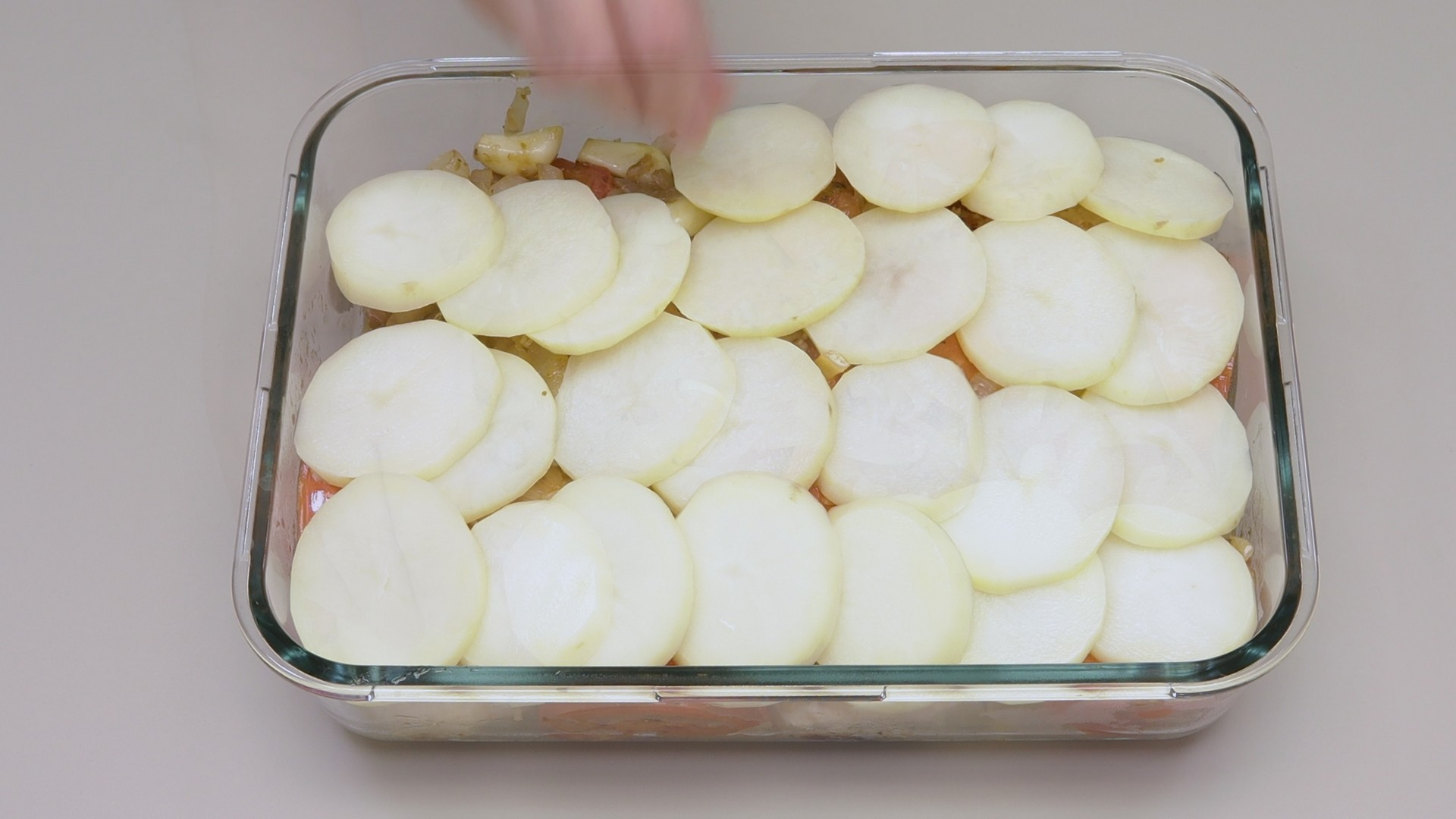 Chicken and Potato Casserole Pic 7