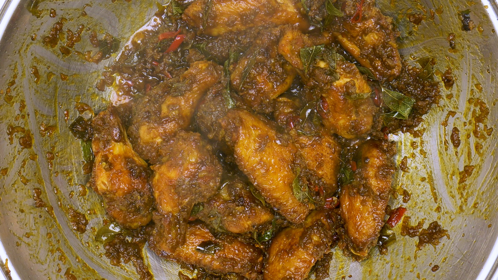 Golden Fragrant Chicken Wings Pic7