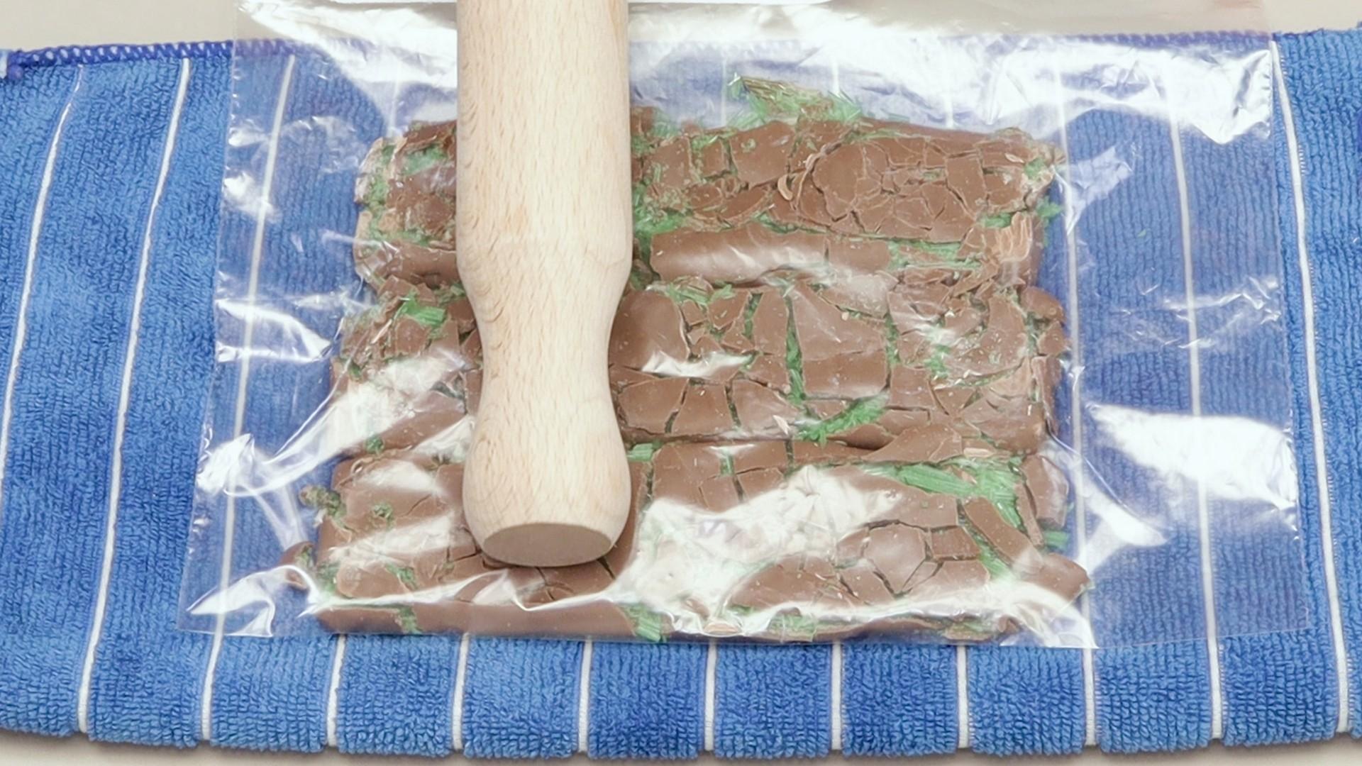 Peppermint Crisp Tart Pic1