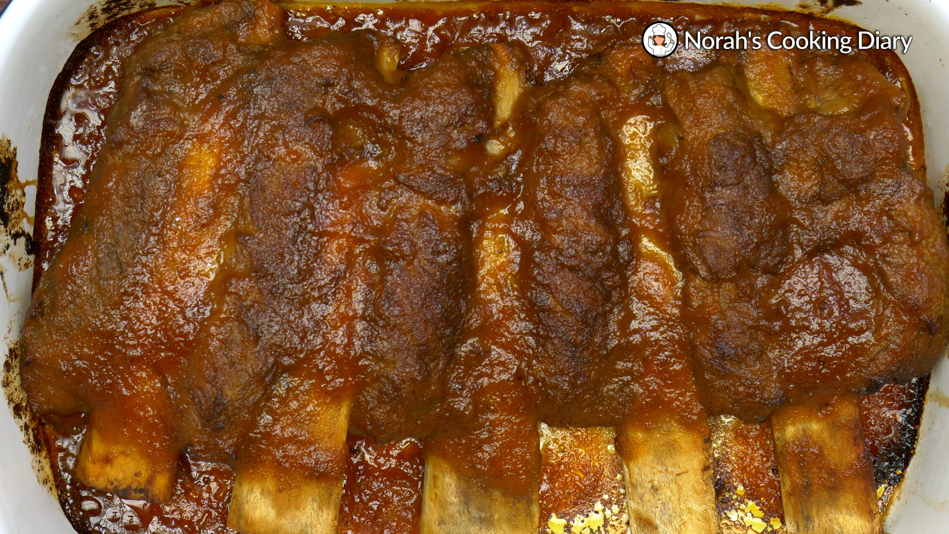 Sticky Beef Ribs Pic8
