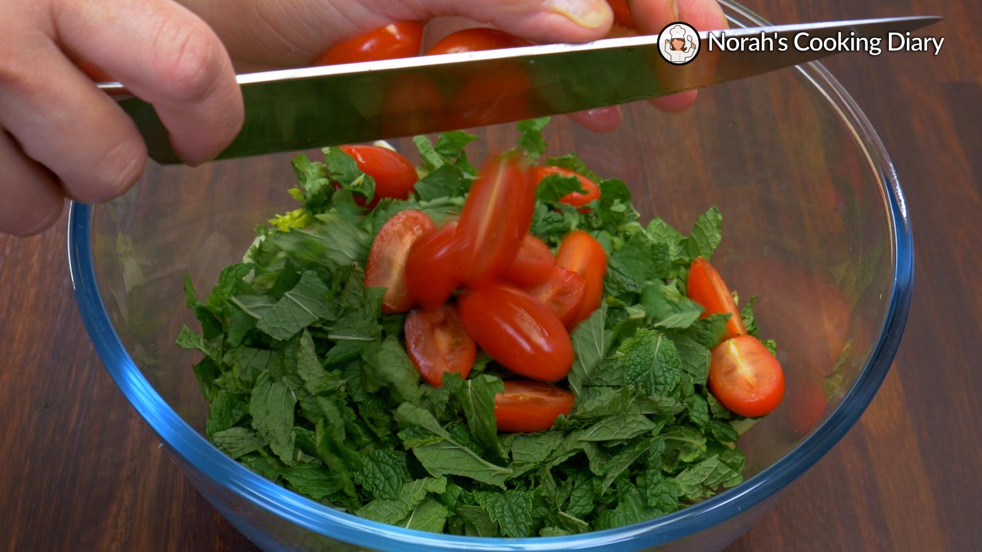 Thai Glass Noodle Salad Pic3