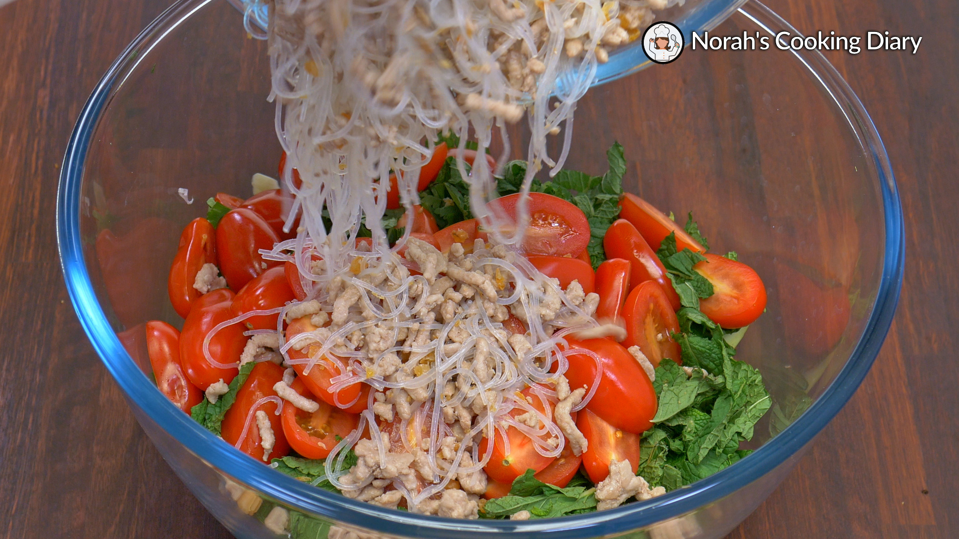 Thai Glass Noodle Salad Pic6