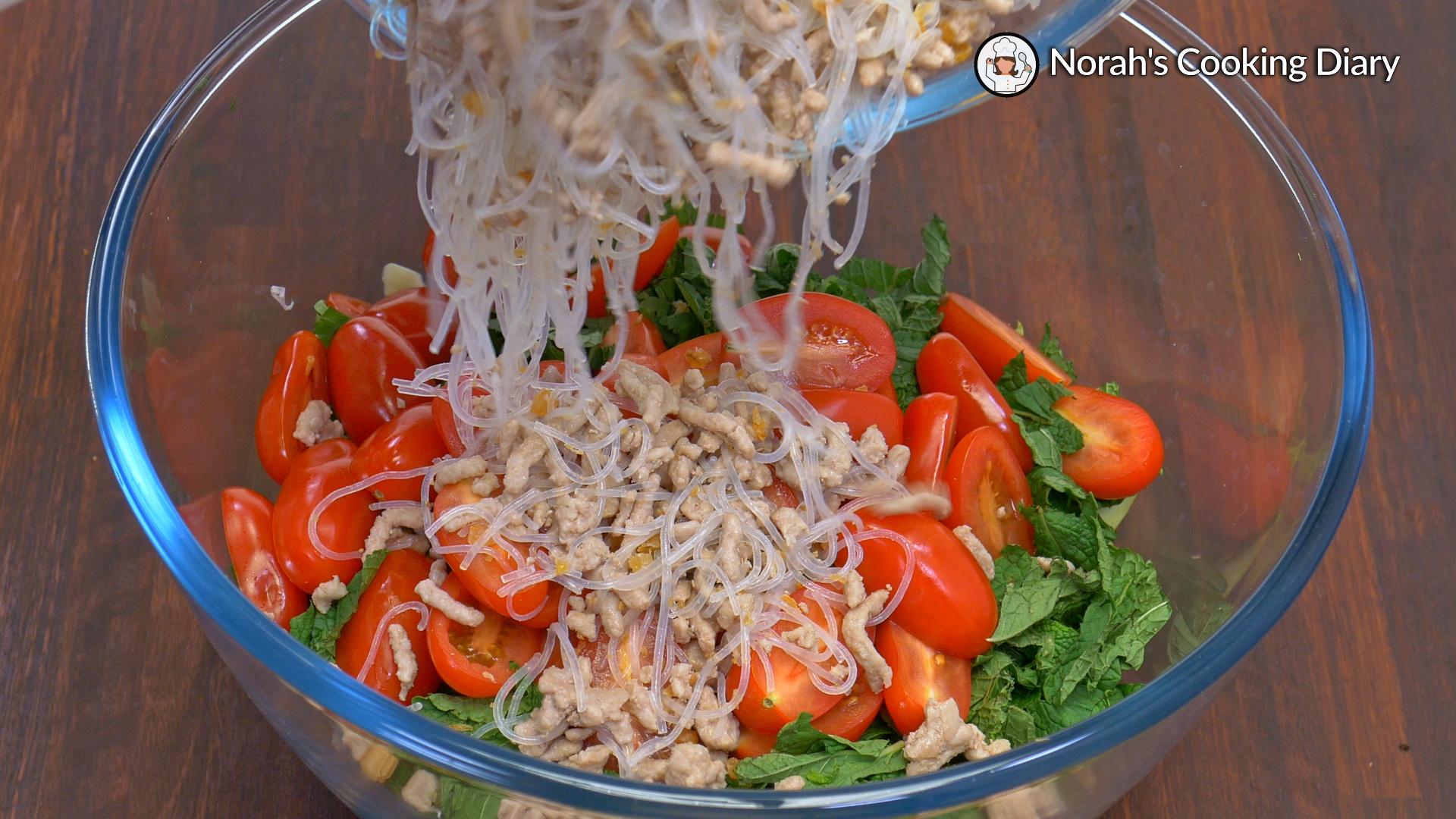 Thai Glass Noodle Salad Pic6
