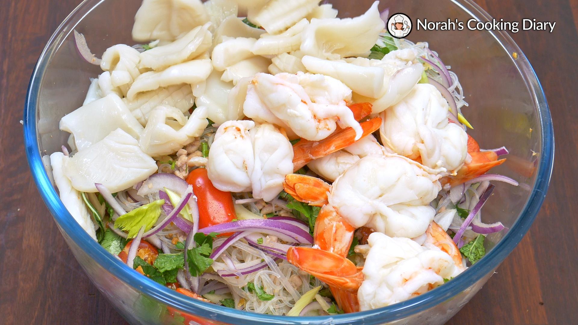 Thai Glass Noodle Salad Pic7