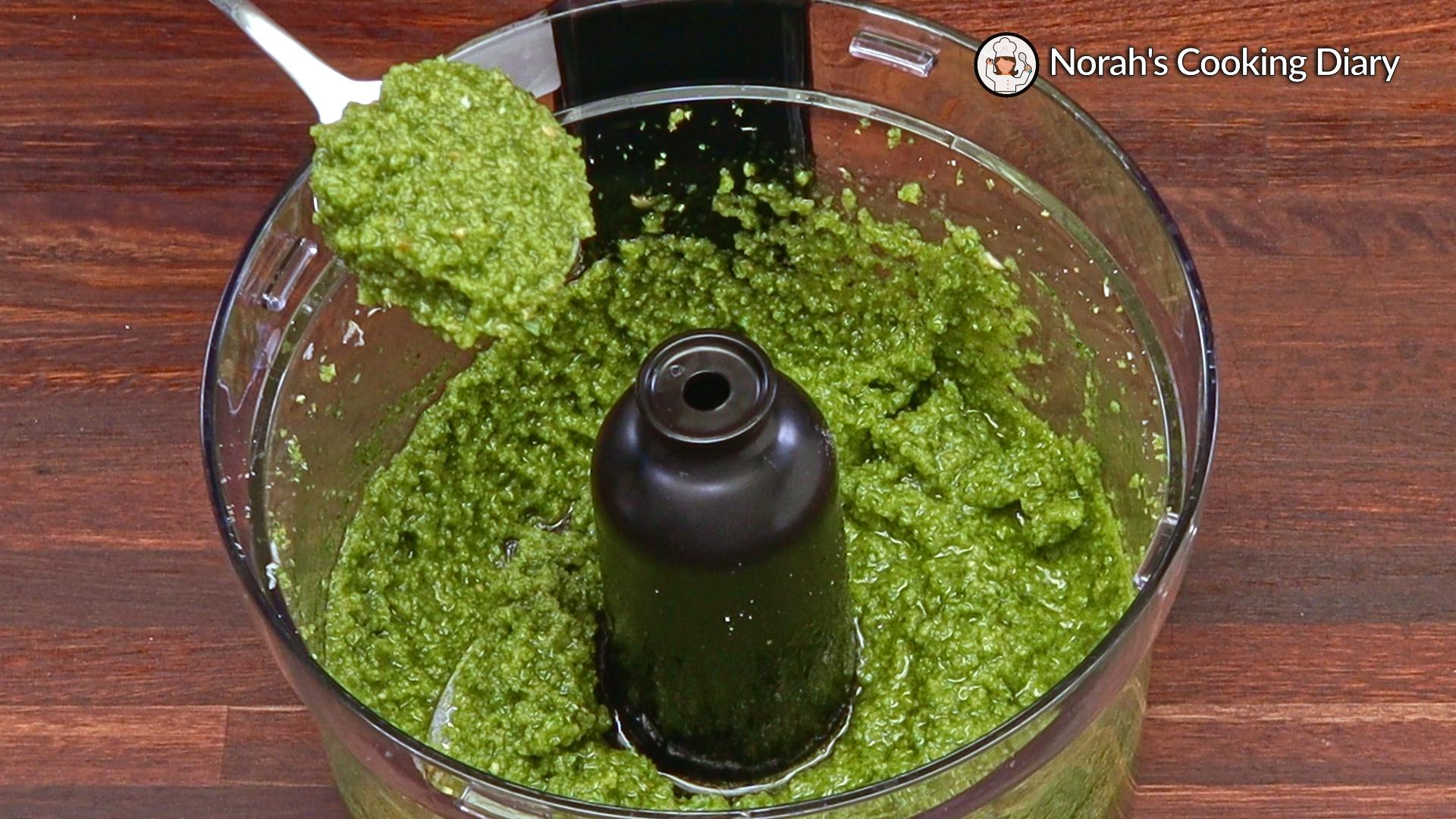 Pesto Pasta Salad Pic1