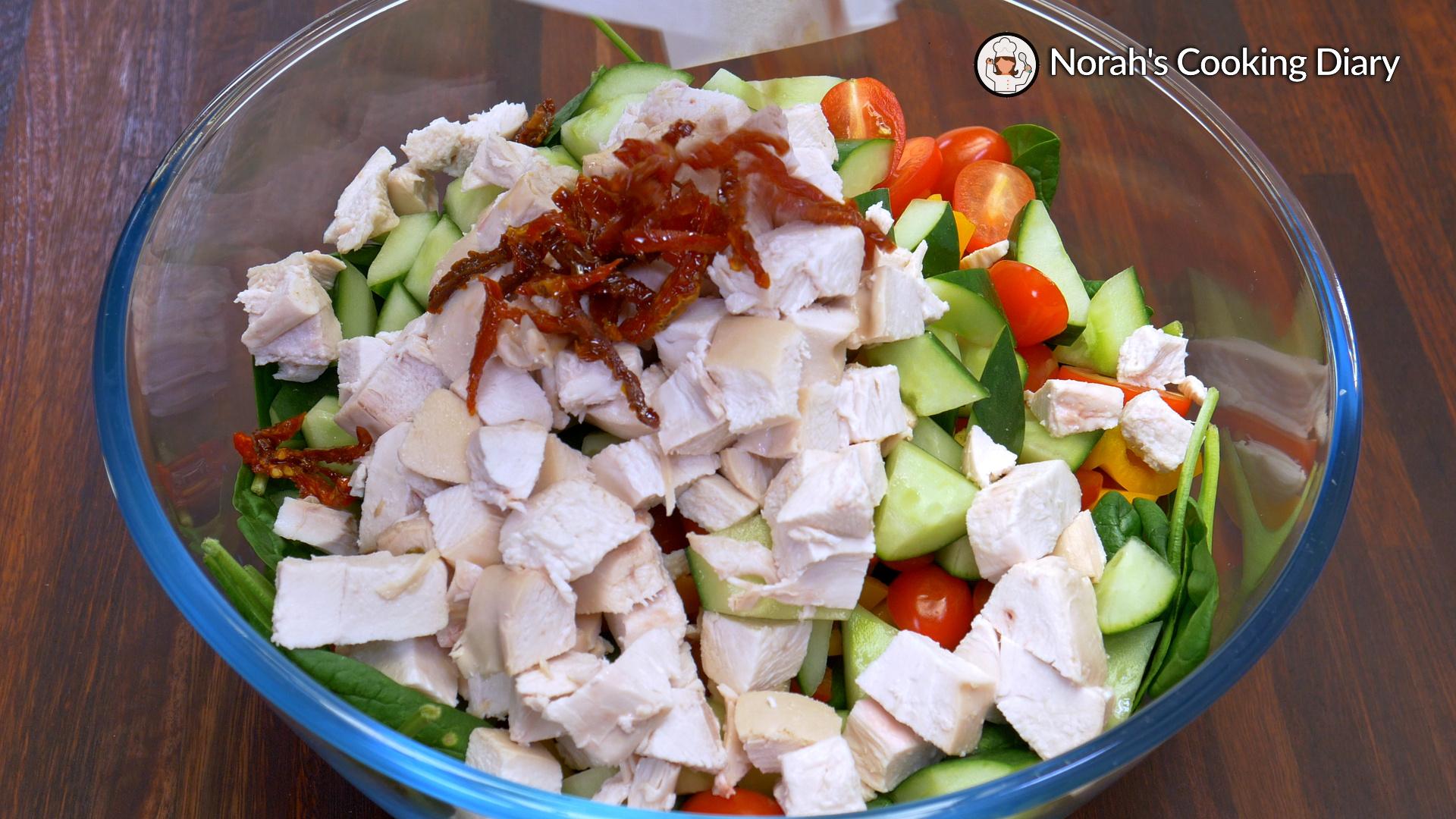 Pesto Pasta Salad Pic4