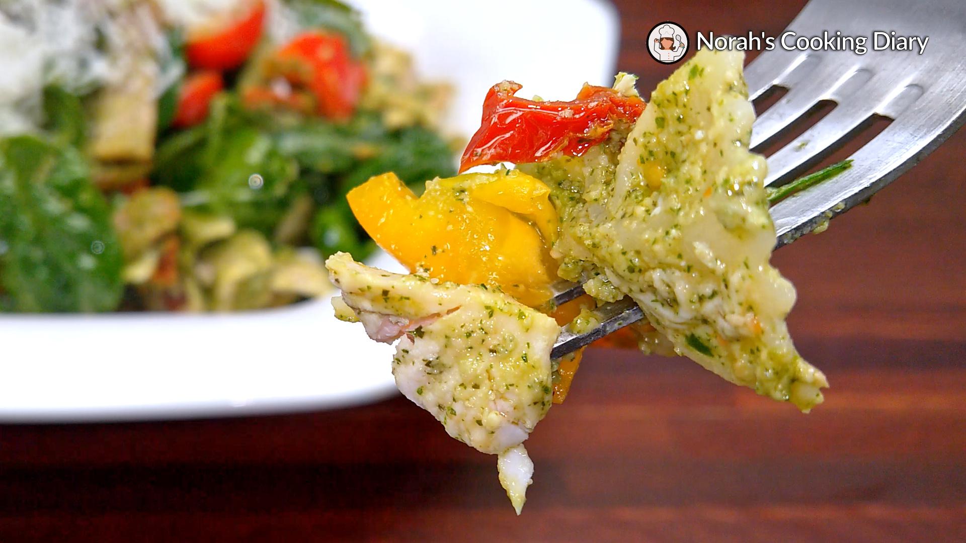 Pesto Pasta Salad Pic8