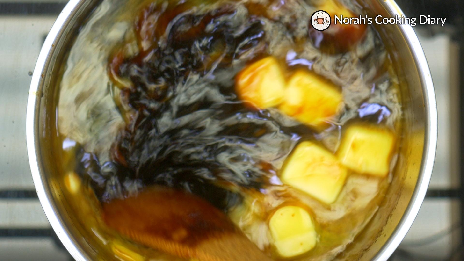 Honeycomb Cake Pic3