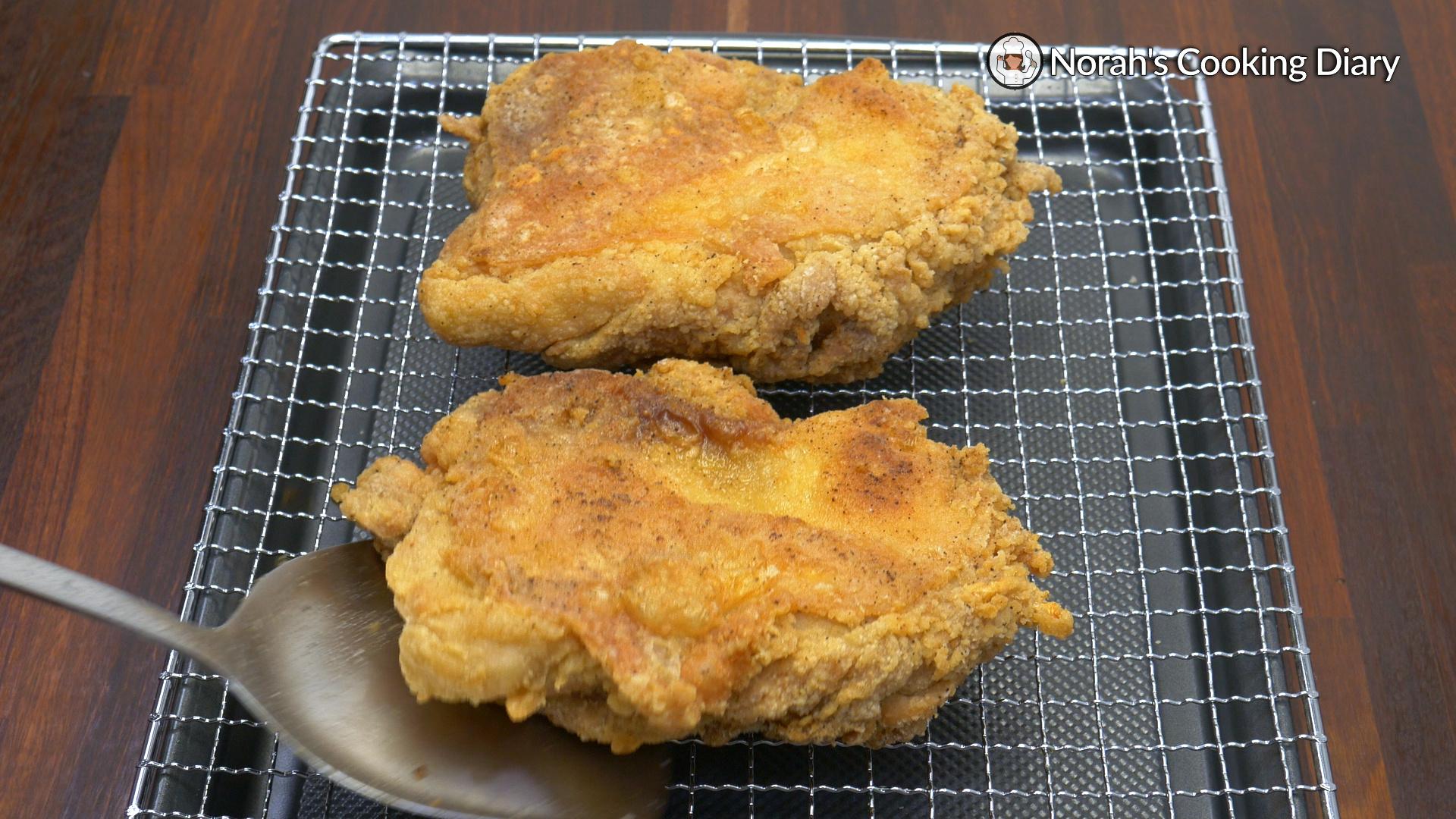 Chinese Lemon Chicken Pic5