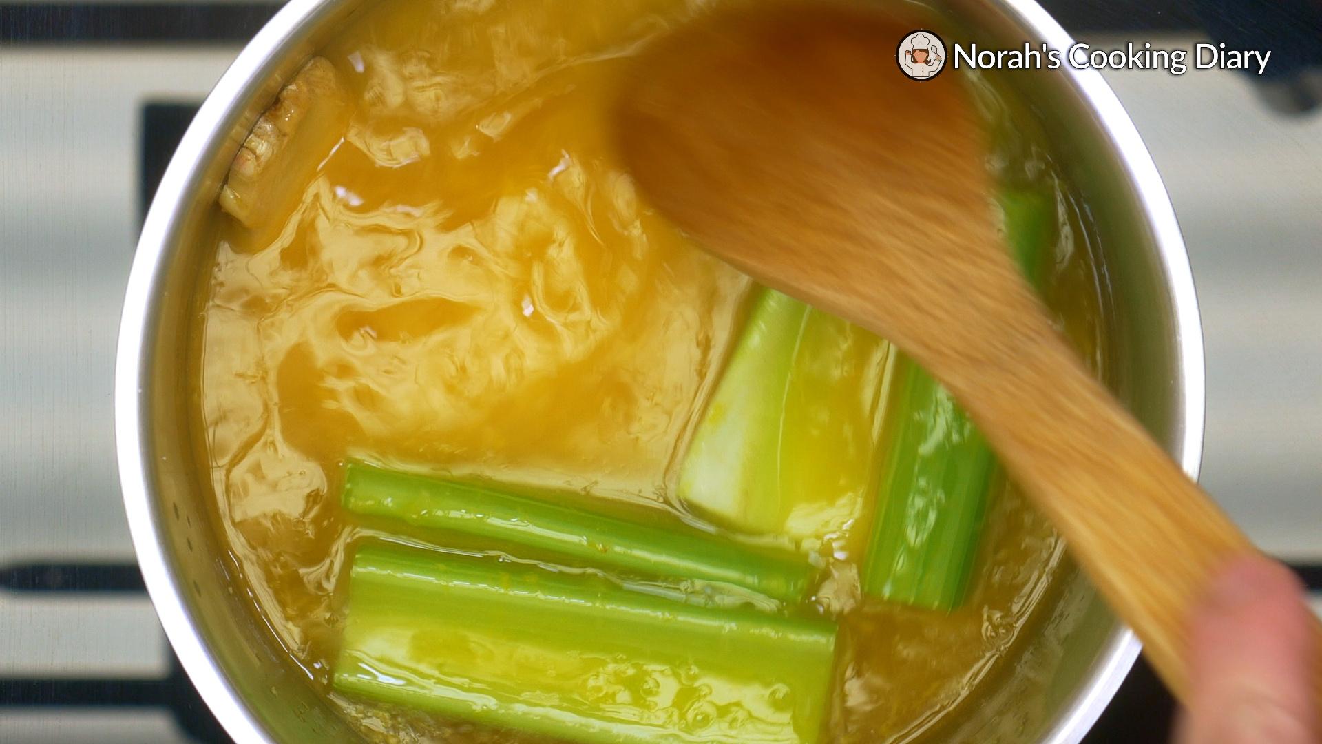 Chinese Lemon Chicken Pic6