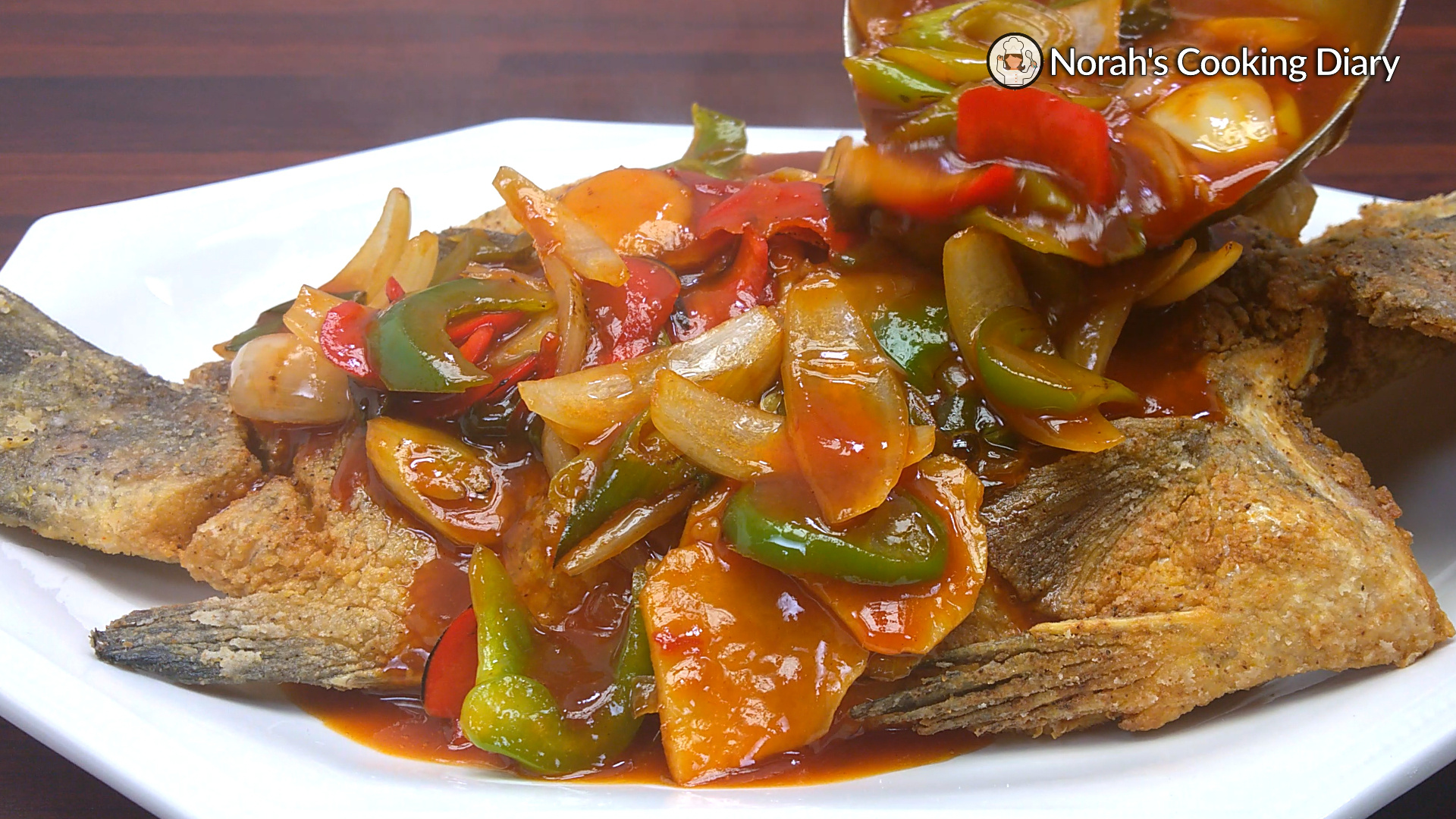 Sweet and Sour Fish Pic8