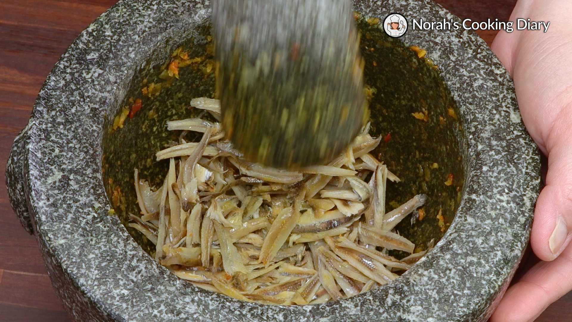 Cassava Leaves Curry Pic3