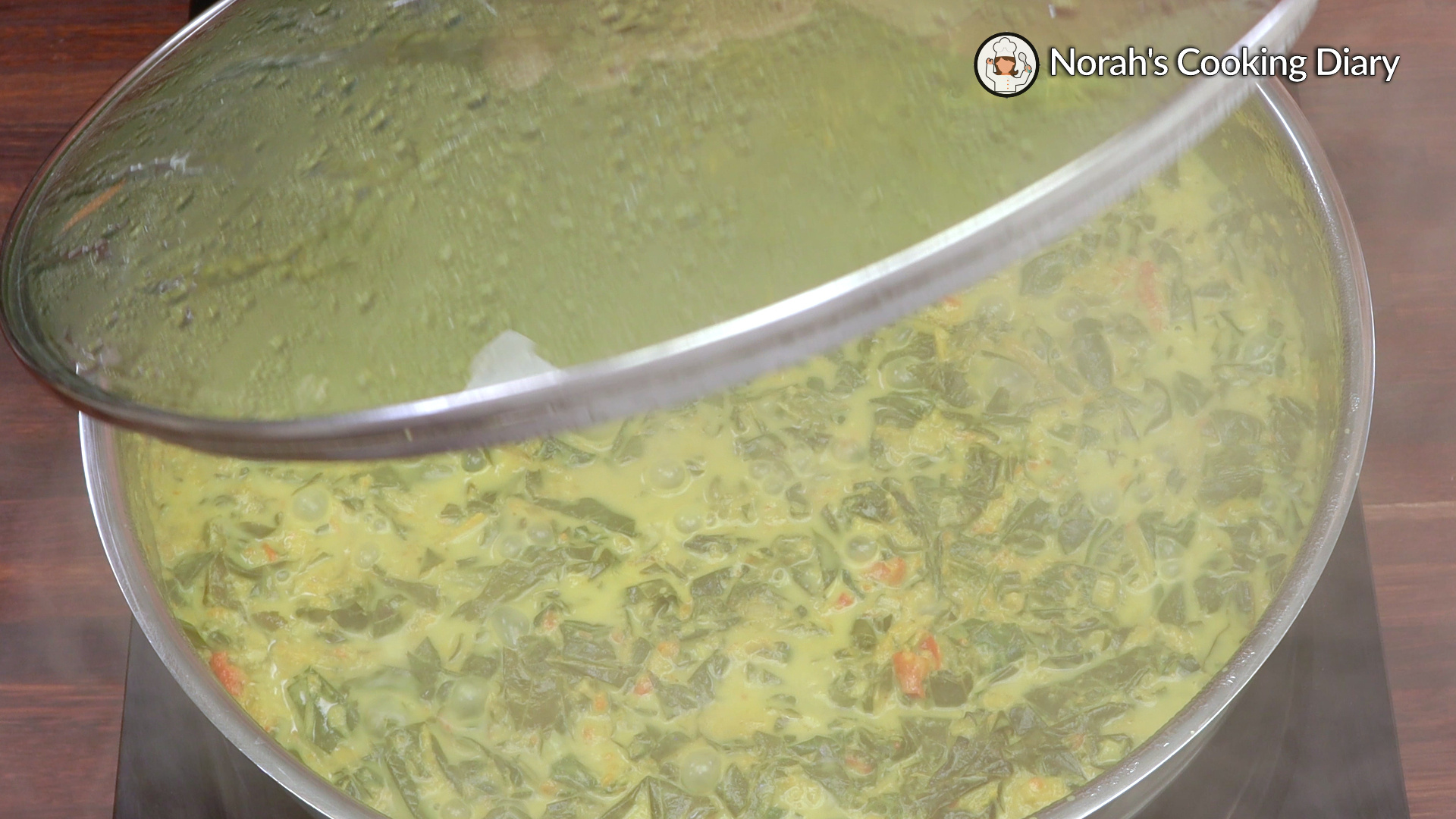Cassava Leaves Curry Pic7